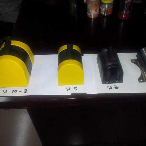 רצועות קפיציות לעמודי תור וחבלול
