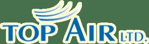 מסכי אוויר באשדוד לוגו טופ אייר