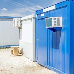 """יריעות PVC במכולות קירור בצה""""ל"""