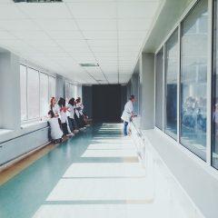 מסכי אוויר לבתי חולים
